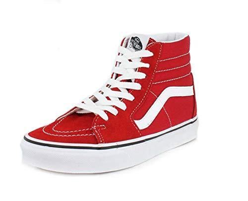 Vans SK8-HI Sneakers Uomini Rosso - 39 - Sneakers Alte