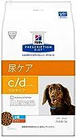 【療法食】 プリスクリプション・ダイエット ドッグフード c/d マルチケア 尿ケア 小粒 チキン 7.5kg