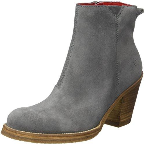 Liebeskind Berlin Damen LS0122-crosta Kurzschaft Stiefel, Crane Grey, 38 EU