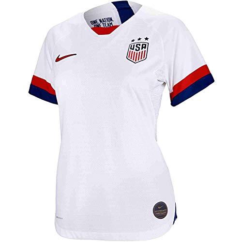 Women's Home Soccer Jersey U.S. Vapor Match 2019 (M)