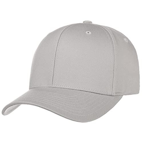 Casquette Spandex Flexfit casquette casquette de baseball (L/XL (58-61) - argent)