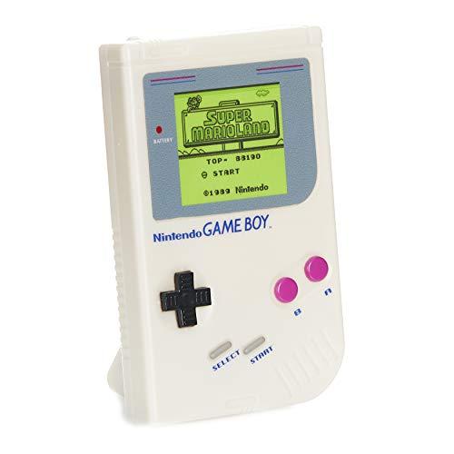 Paladone Game Boy Lichtskalen-Nachbildung der Original-Konsole, offizielles Lizenzprodukt von Nintendo