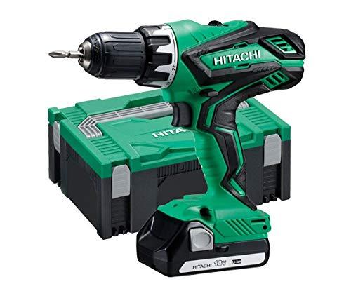 Hitachi DS18DJL Trapano senza fili, da 18 V