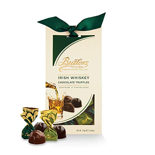 Butlers Chocolate Irish Whiskey Truffles, 170 g