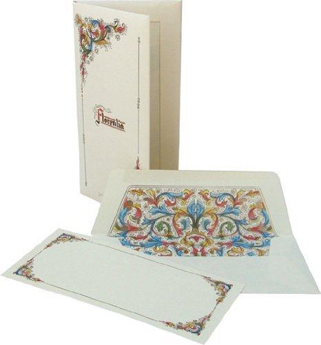 Florentia Long Cards and Envelopes Portfolio