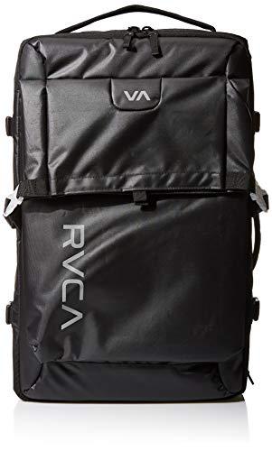 RVCA mens Zak N. Camera Duffel Bags, Black, EA US