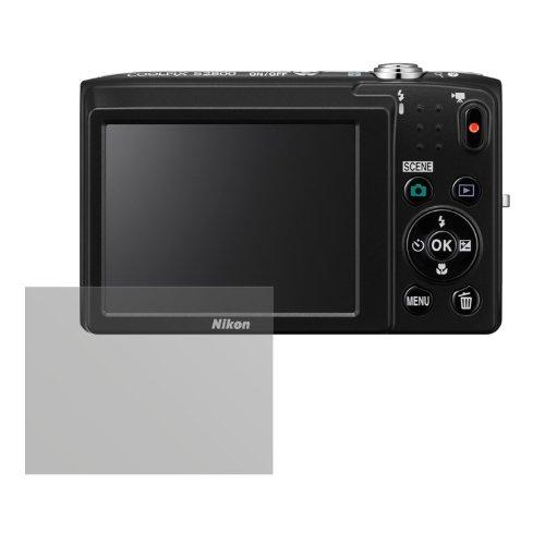 dipos I 6X Protector de Pantalla Mate Compatible con Nikon Coolpix S2800 pelicula...