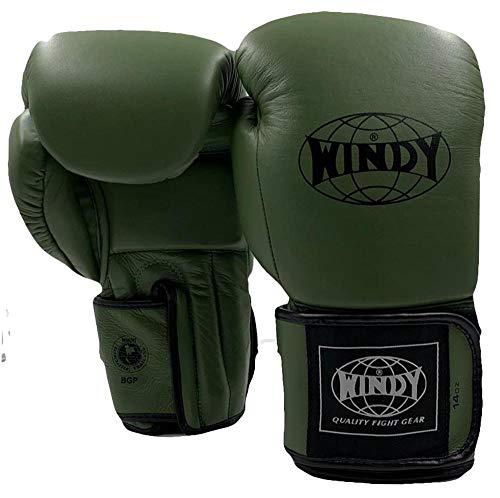 WINDY Proline Leder-Boxhandschuhe für...