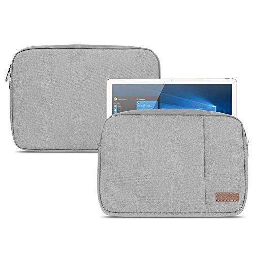 NAUC HANNSpree HANNSPad Poseidon 11,6 Notebook Hülle Laptop Schutz Tasche Notebooktasche Grau Tablet