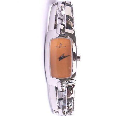 Reloj Radiant Zin Esfera Naranja Acero RA06203