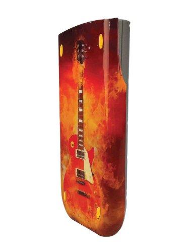 Guerrilla Hard Slide Case-Cover for TI-84 Plus, TI 84-Plus C Silver Edition, TI-89 Titanium Graphing Calculator, Guitar Photo #4