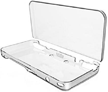 Orzly Coque New 2DS XL, Coque InvisiCase pour Console New Nintendo 2DS XL Modèle 2017-100% Transparente - Protection ...