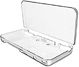 New 2DS XL Case, Orzly InvisiCase for New Nintendo 2DS XL (2017 Model) - Clear Protective Cover Shell for The New (Foldabl...