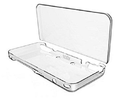 Orzly Funda New 2DS XL, InvisiCase Nueva 2DS XL (Modelo 2017) – Carcasa Protectora 100% Transparente para la Nueva (Versión Plegable) Nintendo 2DSXL: Amazon.es: Electrónica