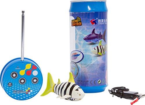 Invento just play 500880 RC : Mini Shark, radiocommandé