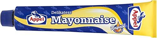 Appel Delikatess Mayonnaise, 20er Pack Tuben, Mayonnaise mit Rapsöl