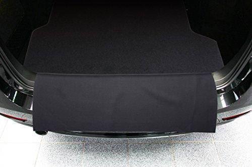 tuning-art 2912 Kofferraummatte für BMW 3er F31 Touring 2012-2-teilig mit Ladekantenschutz