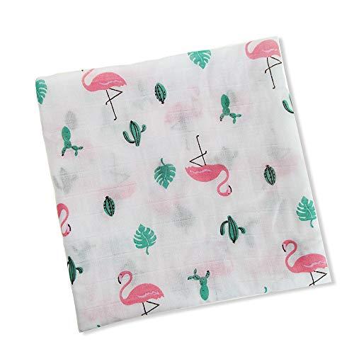 CXBHB Telo da Bagno 丨 Asciugamani Bagno Cartoon Baby Garza Morbida Abbraccio Asciugamano Telo da Bagno in Cotone per Bambini