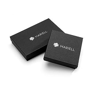 شراء Mariell مقلمة أقراط سوليتير مع بلورات الجولة