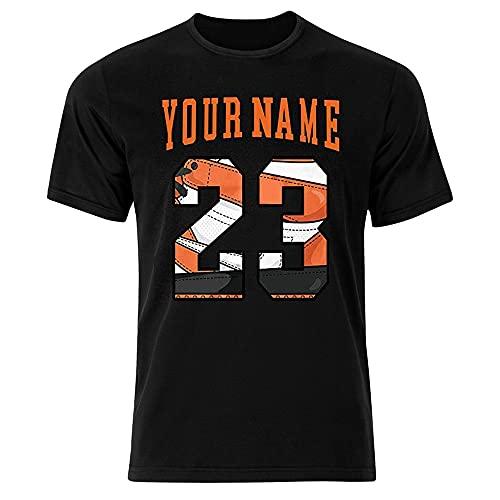 Custom Jordan 13 Starfish Unisex T-Shirt | Numer 23 Unisex T-Shirt Made to Match 13 Starfish | Number 23 Tshirt | Retro 13 Starfish T-Shirt - Sweatshirt | Birthday Gift (3)