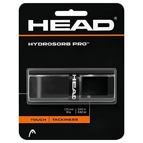 Head Hydrosorb Pro Accesorio de Tenis, Unisex Adulto, Negro, Talla única