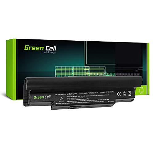 Green Cell® Standard Serie AA-PB8NC6B AA-PB6NC6W Batteria per Portatile Samsung NC10 NC20 ND10 N110 N120 N128 N130 N135 N140 N270 N510 (6 Pile 4400mAh 11.1V Nero)