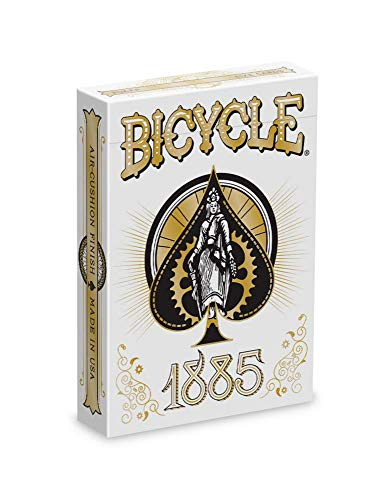 Anniversary Playing Cards (Packaging May Vary), White