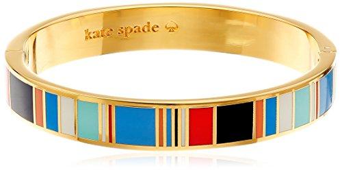 kate spade new york 'Idiom' Jump For Joy Hinged Bangle Bracelet, 2.25'