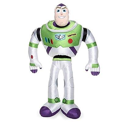 Disney Pixar Buzz Lightyear Plush – Toy Story 4 – Medium – 17 Inches from Disney
