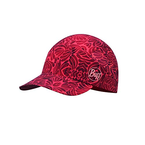 Buff Damen Trek Cap Pack Patterned, Calyx Grenadine, One Size, 117219.406.10.00