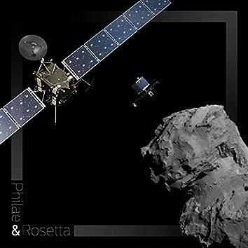 Philae and Rosetta