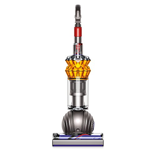 Save %16 Now! Dyson Small Ball Multi Floor Upright Vacuum Cleaner, Iron/Yellow