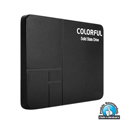 SSD COLORFUL 480GB SATA III 2, 5' - DESKTOP NOTEBOOK ULTRABOOK, Colorful, 28798