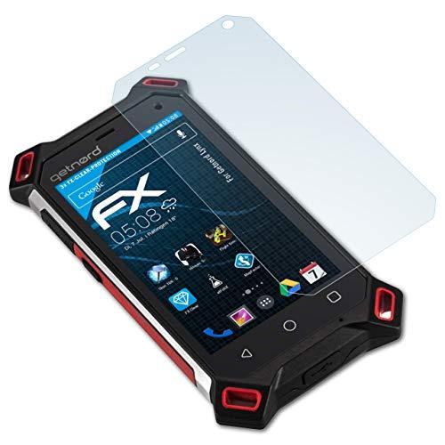 atFolix Schutzfolie kompatibel mit Getnord Lynx Folie, ultraklare FX Displayschutzfolie (3X)