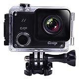 GitUp GIT2P Action Camera 90° FOV 1440P 2K Video No Distortion 16MP Photos Waterproof WiFi Sports Camera No Fisheye