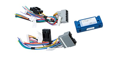 PAC C2R-CHY4 Radio Replacement Interface for Chrysler,Blue,8.75in. x 9.00in. x 2.00in.
