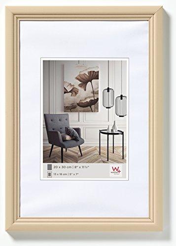 Walther Design Living Cornice, Legno, Marrone (Cappuccino), 40 x 60 cm