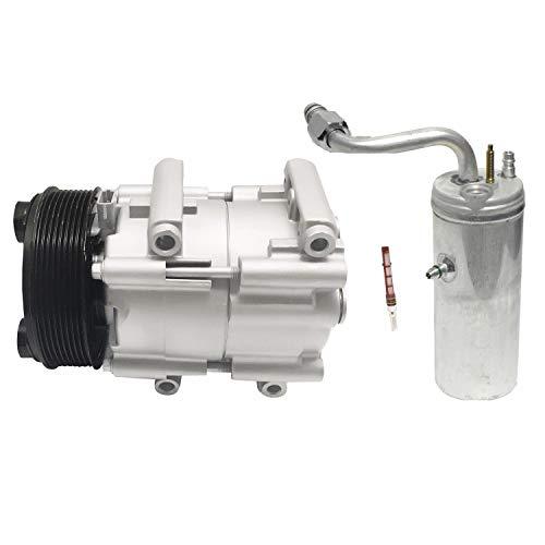 RYC Remanufactured AC Compressor Kit KT AF21
