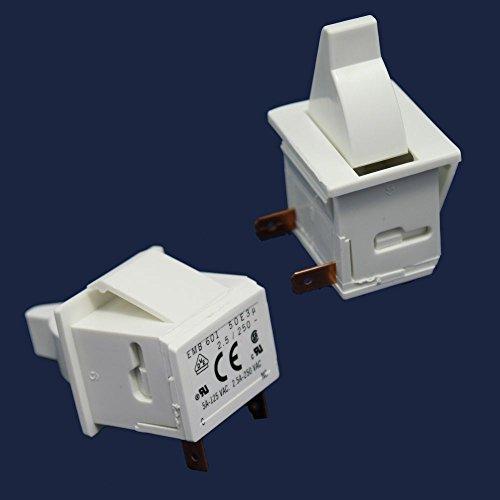 ForeverPRO 240505801 Light Switch for Frigidaire Refrigerator (AP2116563) 240413601 917528 AH430892