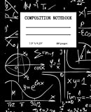 """Calculations College Ruled Composition Notebook (7.5"""" x 9.25"""")"""