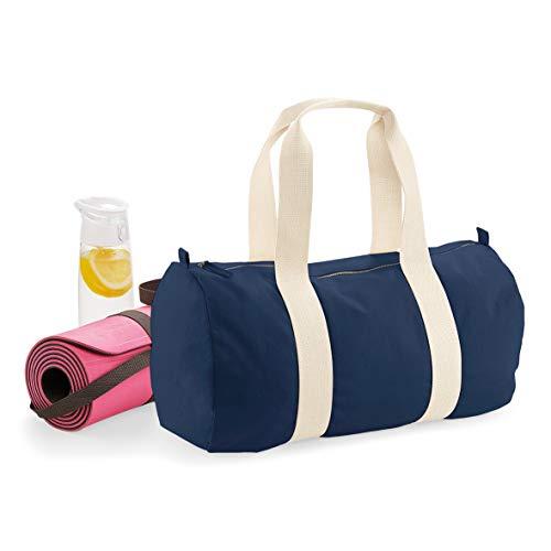 Hippowarehouse Life is simple just add aces Gymwear Gym Duffle Cylinder Uniform Kit Bag 50 x 25 x 25cm 20 litres