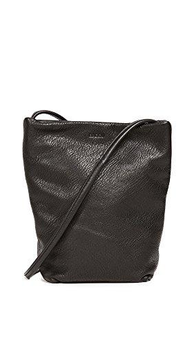 BAGGU Women's Cross Body Bag, Black, One Size
