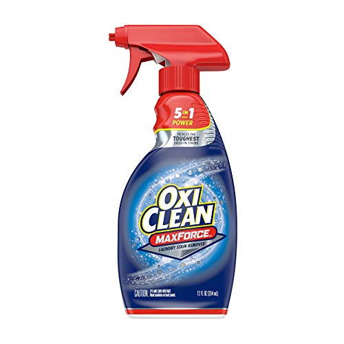OxiClean MaxForce Laundry Stain Remover Spray