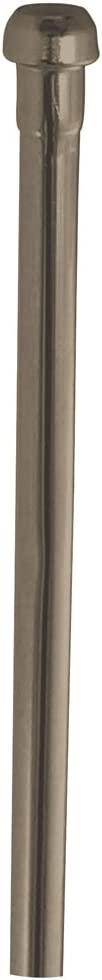 Kingston Brass CB38302 Complement 3//8-Inch Diameter Bullnose Lavatory Supply Polished Brass 30-Inch