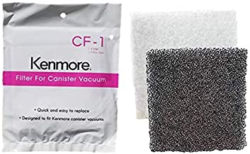 Best Kenmore UltraCare Replacement CF-1 Canister Vacuum Motor Filter 81002 Review