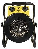 ROYAL SOVEREIGN HUT-100 Utility Heater, Yellow