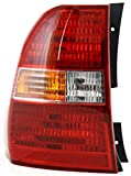 Tail Light Assembly Compatible with 2005-2010 Kia Sportage Type 1 Driver Side