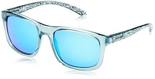 Arnette Complementary Gafas de sol, Transparente Azure, 57 para Hombre