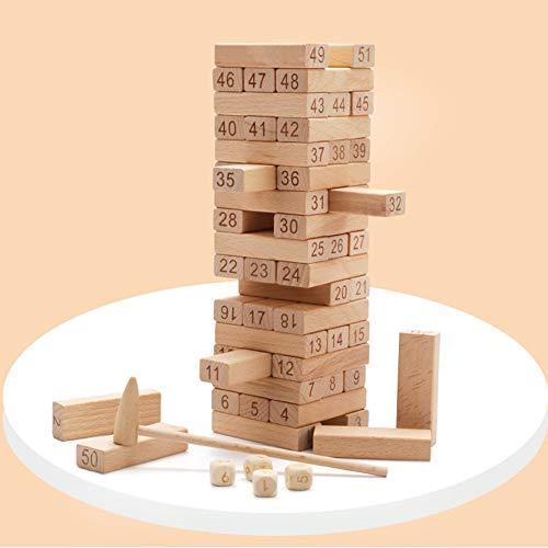 Educatief Speelgoed Voor Kinderen, Ouder-Kind Adult Board Games, Building Block Brain Game Toy Fashion, Volwassen Bordspellen, Puzzel spellen