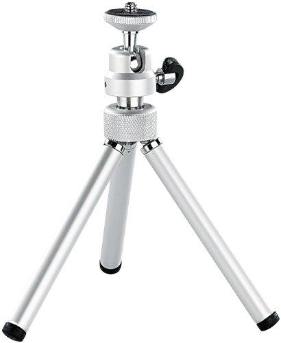 Somikon Tripod: Mini-Teleskop-Stativ aus Aluminium für Kompakt-Kameras (1/4